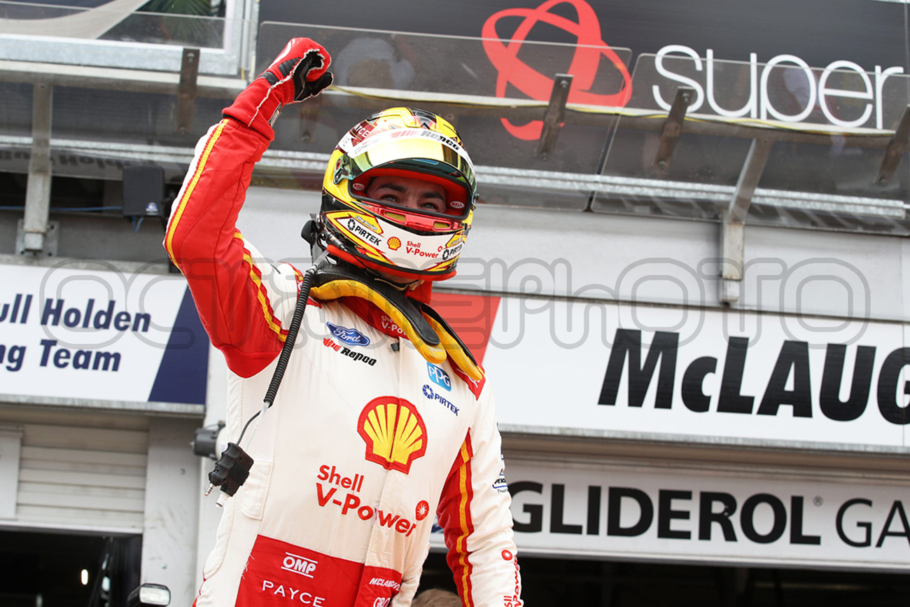 Scott McLaughlin, Adelaide Superloop 500