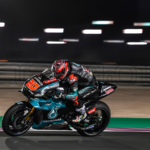 Fabio Quartararo during the Qatar MotoGP Test, 2019
