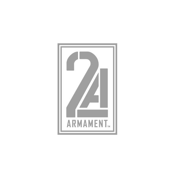 2A Armament - Gray Logo