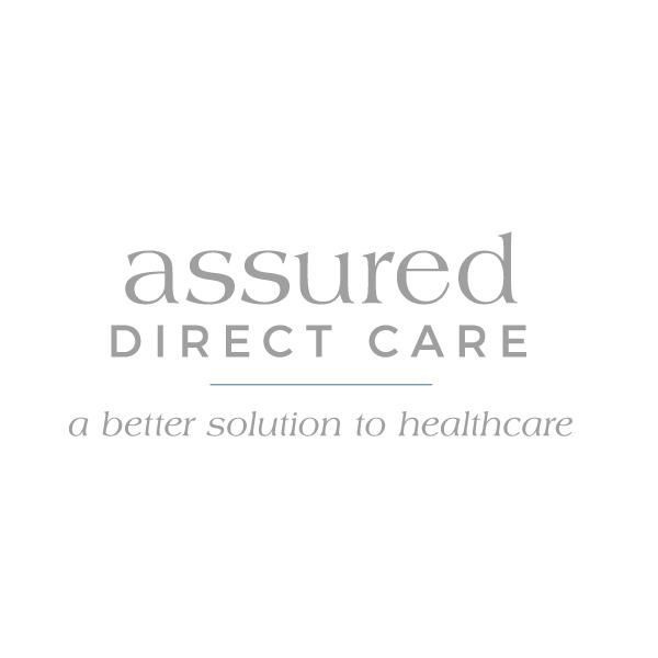 Assured Direct Care - Gray Logo