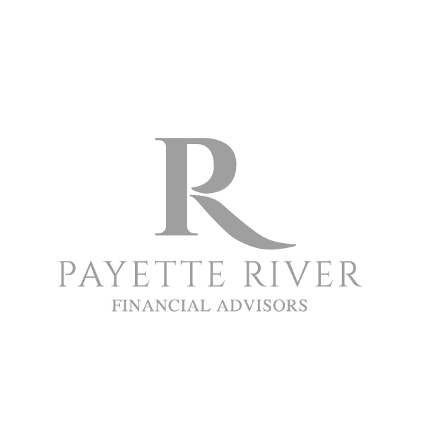 Payette River Financial Advisors - Gray Logo