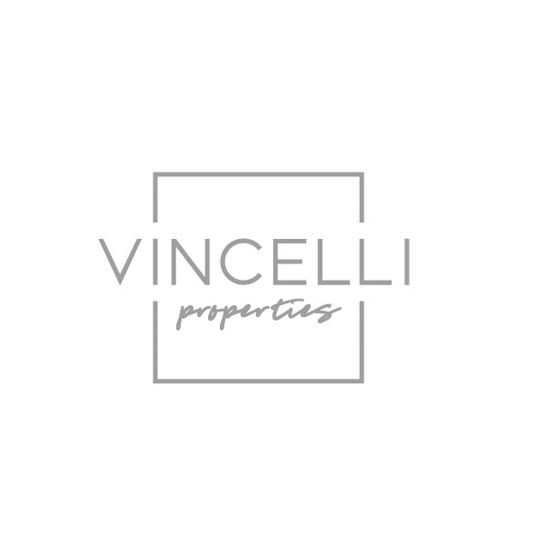 Vincelli Properties - Gray Logo