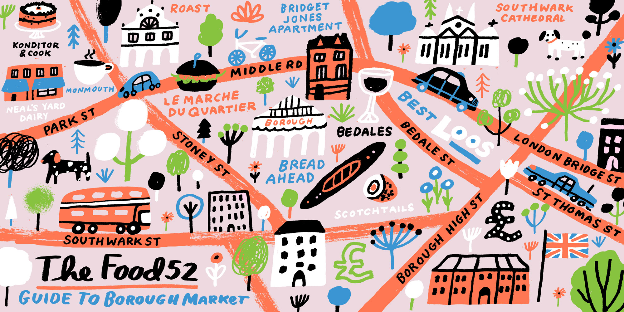 London-Borough-Market-Map