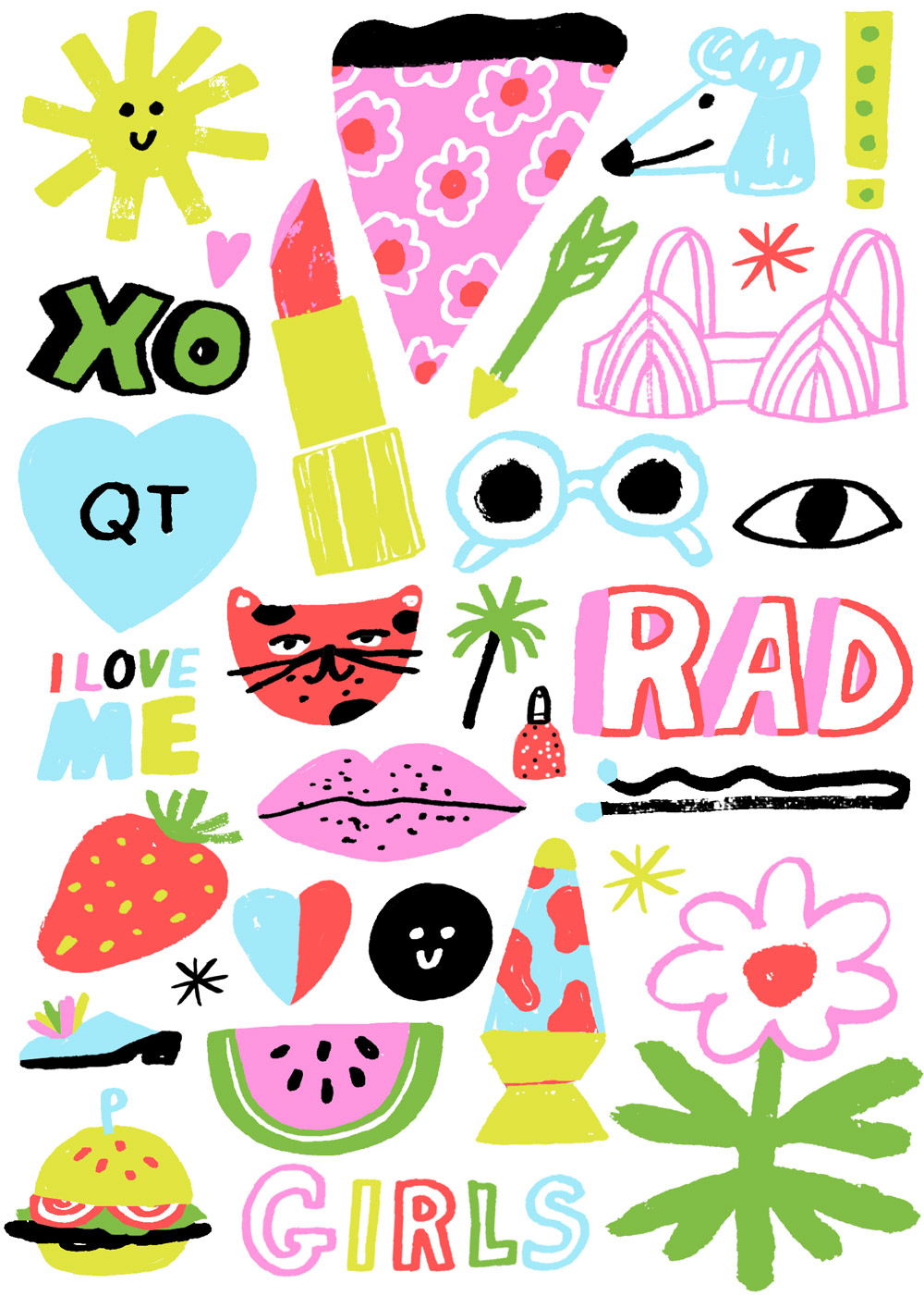 CP-Stickers