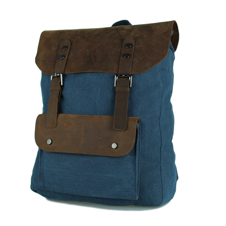 Style Canvas Backpack