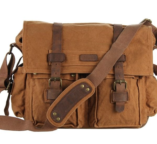 Travel Messenger backpack