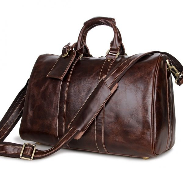 Unisex Leather handbag
