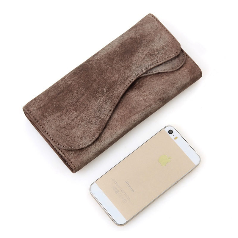 Leather Women Clutch Bag