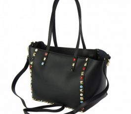 Tina leather Handbag