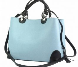 Irma leather Handbag
