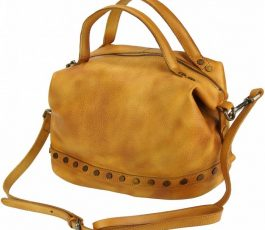 Olga leather Handbag