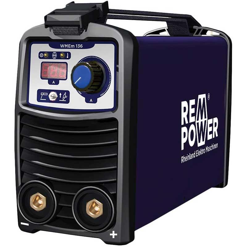 Инвертерен апарат за заварување REM WMEm 136II