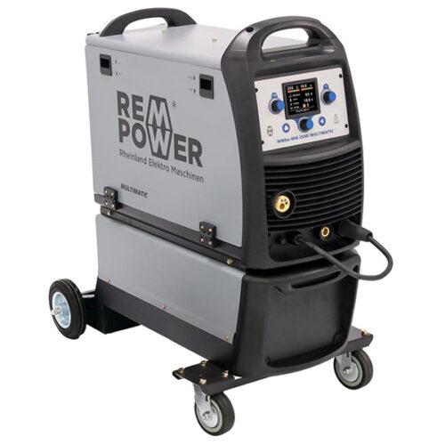 Инвертерен апарат за заварување REM WMEm MIG 250Di
