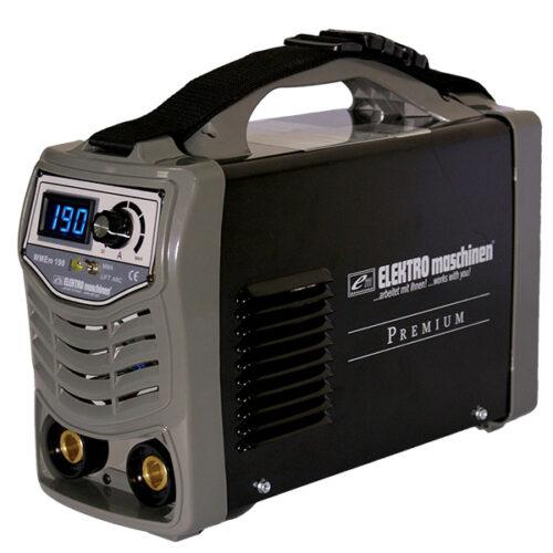 Инвертерен апарат за заварување REM WMEm 190 PREMIUM