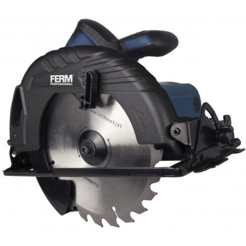Циркуларна пила FERM 1050w - 190MM CSM1041P