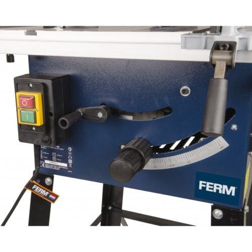 Стабилен циркулар FERM 1800W - 250MM TSM1033