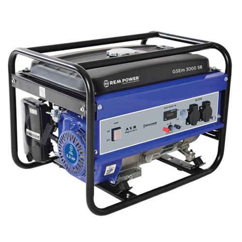 Агрегат за струја REM GSEm 3000 SB