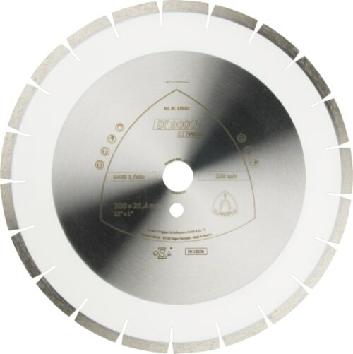 Дијамантски диск за армиран бетон и гранит Klingspor DT 900 U