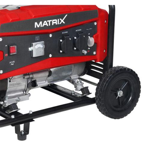 Бензински агрегат за струја MTX PG 2900