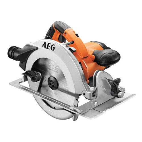 Рачен електричен циркулар AEG KS66-2