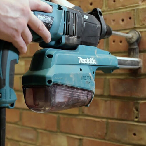 Ударна дупчалка/чекан со колектор за прашина MAKITA HR2650 SDS-plus