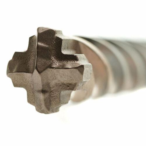 Сет SDS-Plus М4 бургии за бетон со 5 парчиња Milwaukee