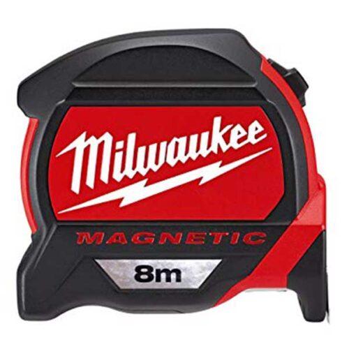 Премиум магнетно метро од 8 метри Milwaukee