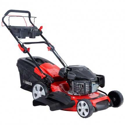 Бензиска косилка за трева - Yamaha мотор Iskra HG53SMH-MA190