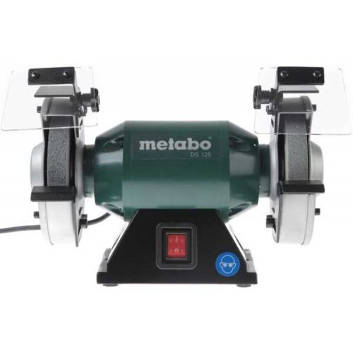 Двострана столна брусилка METABO DS 125