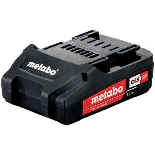 Резервна батерија METABO 18V 2.0 AH, Li-POWER