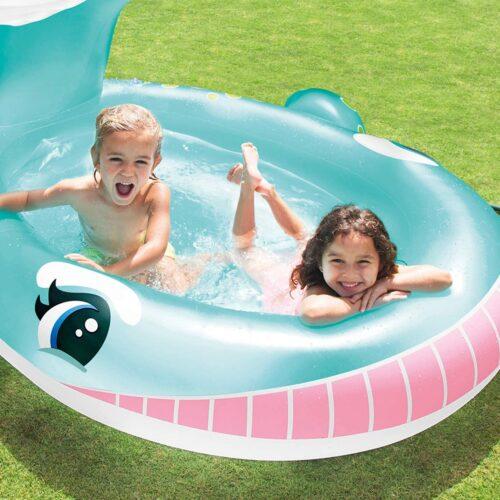 INTEX детски базен Кит 201x196x91 cm