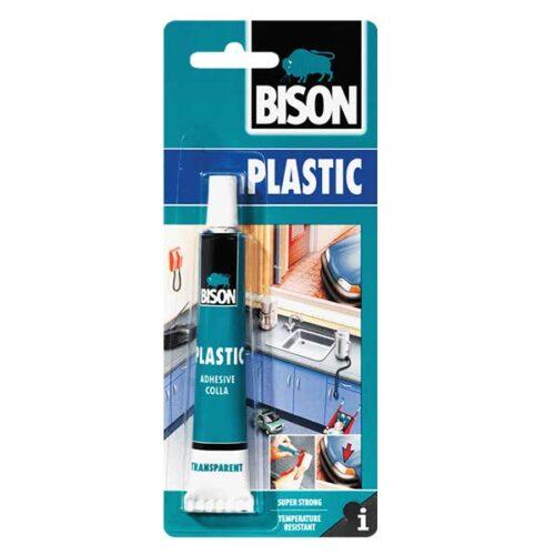 Лепило за пластика BISON Plastic Adhesive