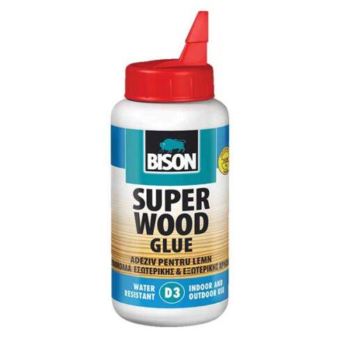 Лепило за дрво D3 BISON Super Wood Glue