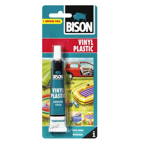 Лепило за винил BISON Vinyl Plastic