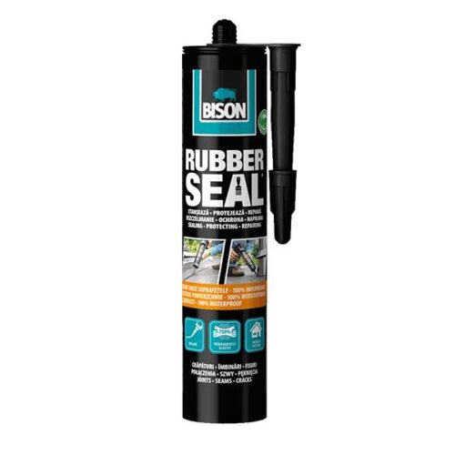 Течна гума BISON Rubber Seal 310 Gr.