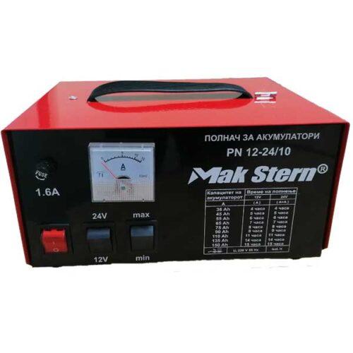 Полнач за акумулатори MAK STERN PN 12-24/10