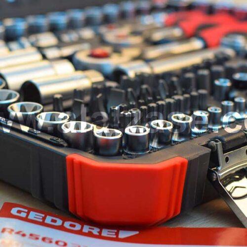 Гарнитура алат GEDORE RED® со 172 парчиња во куфер