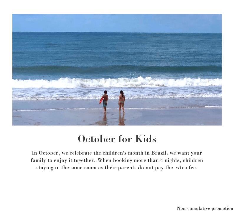 October criança free