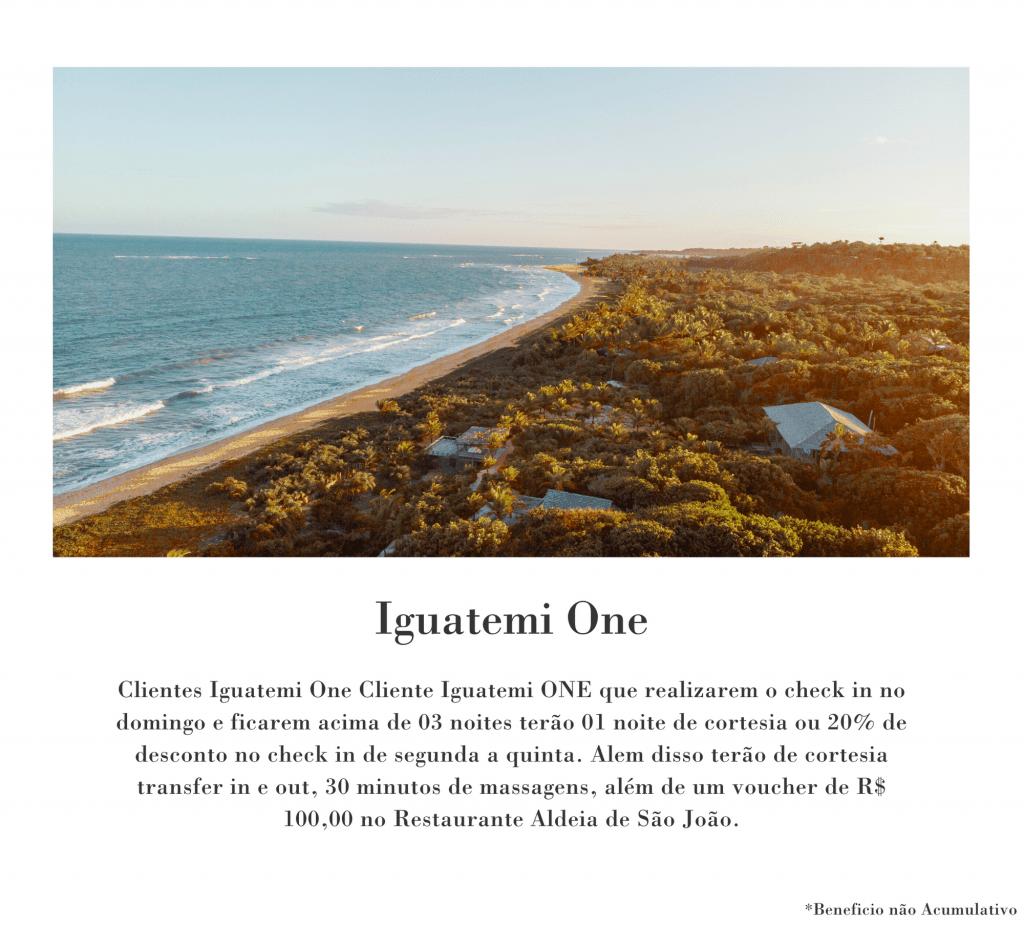 Beneficio iguatemi one (1)
