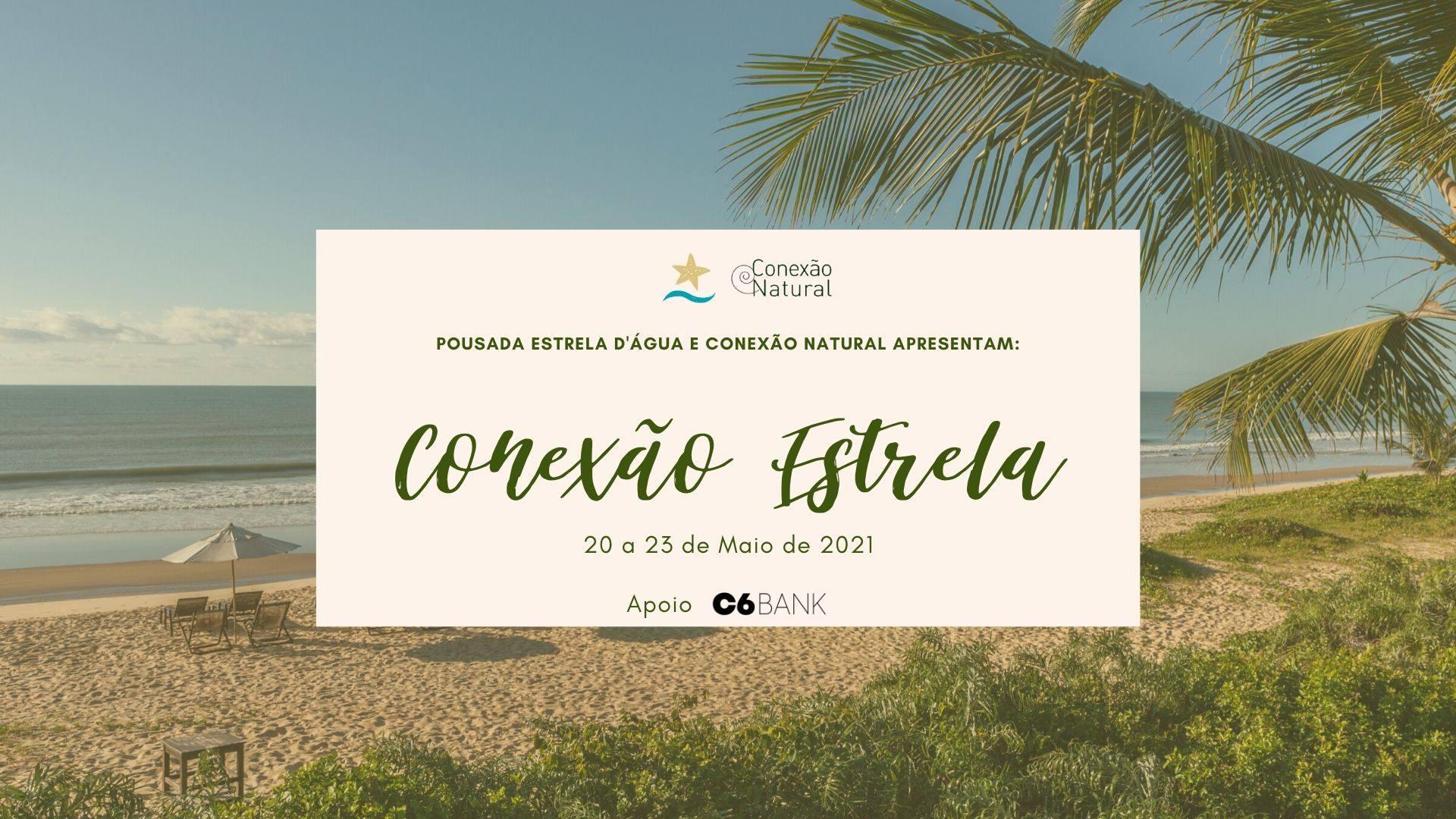 Conexão Estrela hospede 20 - 23 maio 2021