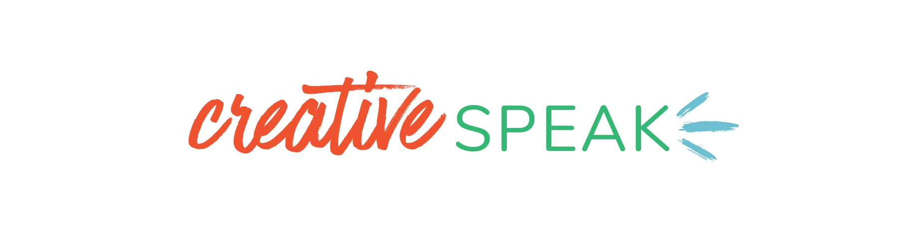 Creative Speak logo