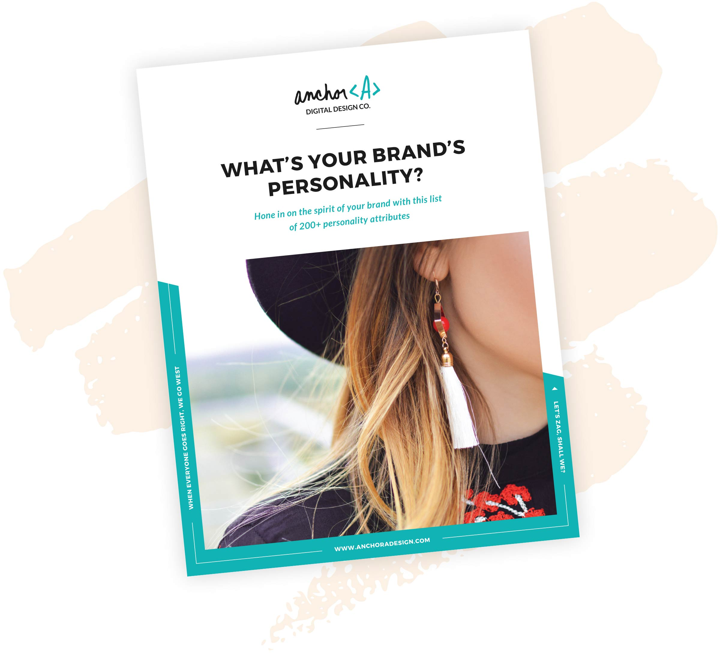 Freebie: What's Your Brand's Personality?
