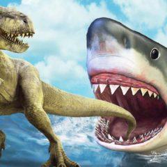 The Spotlight: Sharks and Dinosaurs