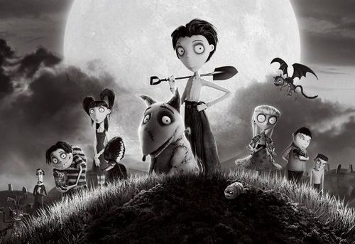 Frankenweenie The Big Brown Chair