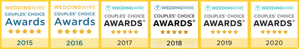 Wedding Wire Awards | PhotoMania