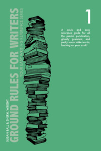 Book Cover: Ground Rules for Writers
