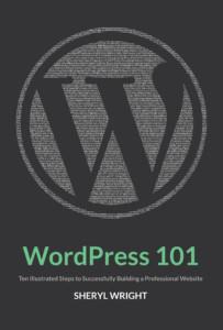Book Cover: WordPress 101