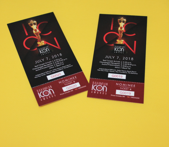 The Icon tickets