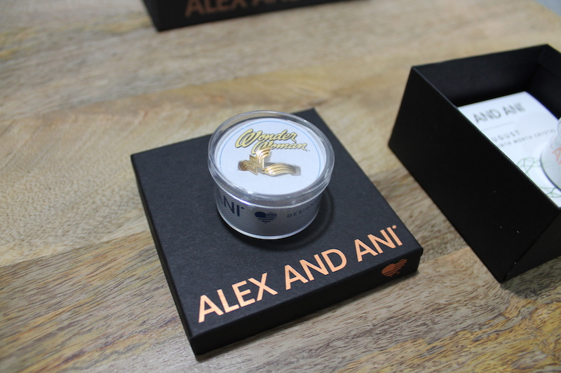 The Alex And Any Wonder Woman Ring.