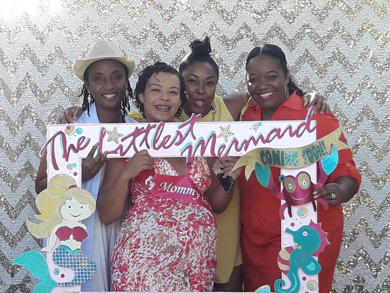 Picture Frame - Baby Shower
